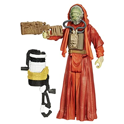 Star Wars The Force Awakens 3.75-Inch Figure Desert Mission Sarco Plank: Toys & Games