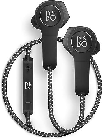 Beoplay H5 Auriculares inalámbricos In Ear (Bluetooth 4.2, aptX, Li Ion), negro