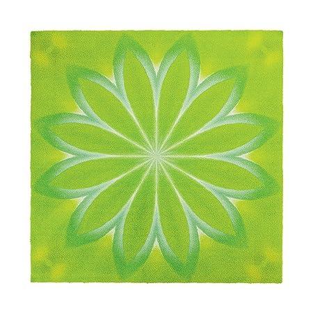 Teppichgrößen mandala teppichgröße rug 120 x 120 cm square amazon co uk kitchen