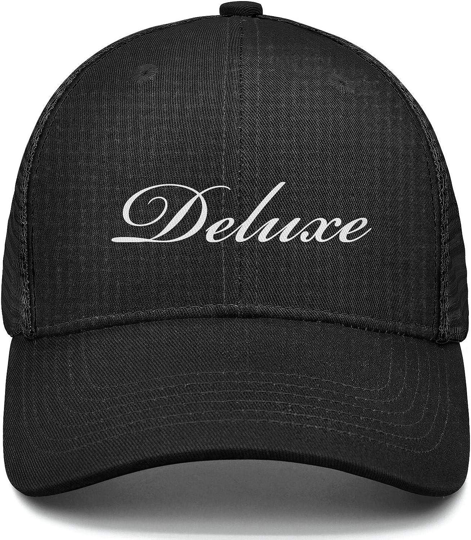 Just Hiker Unisex Mesh Adjustable Cap Running Butlers-Chocolates-Sign-Logo Hats