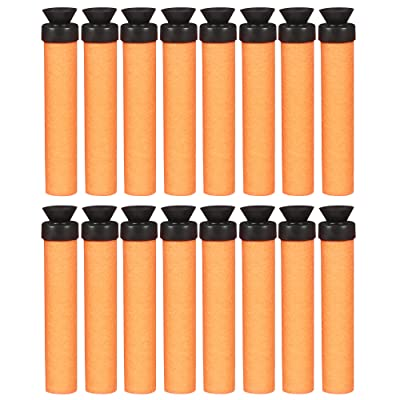 Nerf Suction Darts, 16-Pack: Toys & Games