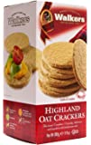 Walkers Shortbread Highland Oat Crackers, 9.9 Ounce (Pack of 6)