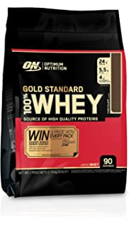 751db6814f8 100% Whey Gold Standard Protein Double Rich Chocolate 4545g Optimum ...