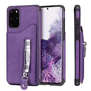 PU Leather Flip Case for Samsung Galaxy S9 Plus Durable Soft Wallet Cover for Samsung Galaxy S9 Plus