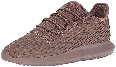 92f94f95a7fd adidas Originals Men s Tubular Shadow Fashion Running Shoe Trace Brown Black