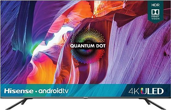 Amazon.com: Hisense 55-Inch Class H8 Quantum Series Android 4K ...