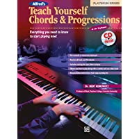 Teach Yourself Chords and Progressions at the Keyboard (Book & CD)