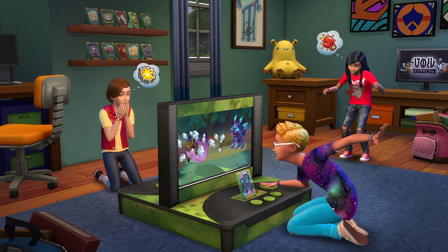 The Sims 4 - Kids Room Stuff Standard DLC - [PC Code