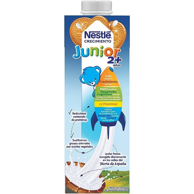 Nestle ENERGY - Crecimiento con Galleta maría a partir de 2 años, 1 litro