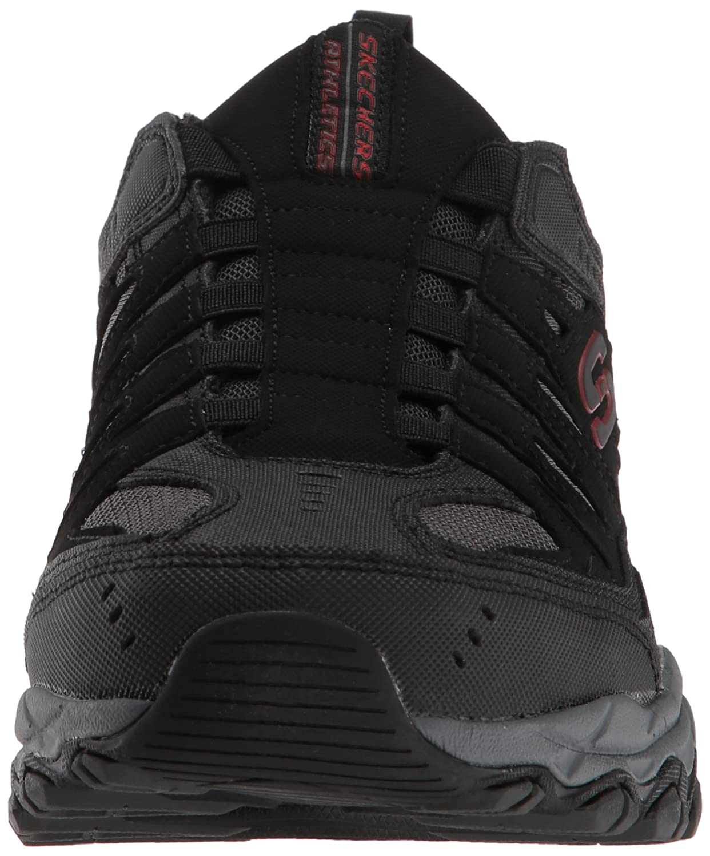 Skechers-Afterburn-Memory-Foam-M-fit-Men-039-s-Sport-After-Burn-Baskets-Chaussures miniature 11