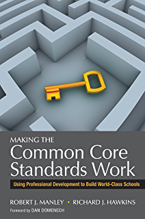 Amazon the jossey bass reader on educational leadership ebook making the common core standards work using professional development to build world class schools fandeluxe Images