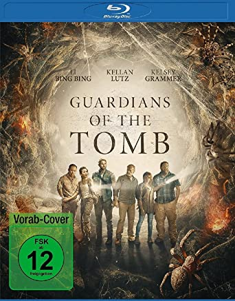 Guardians of the Tomb 2018 1080p WEB-DL x264 AAC - Hon3y