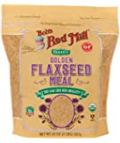 Bob's Red Mill Organic Golden Flaxseed Meal, 32 Ounce