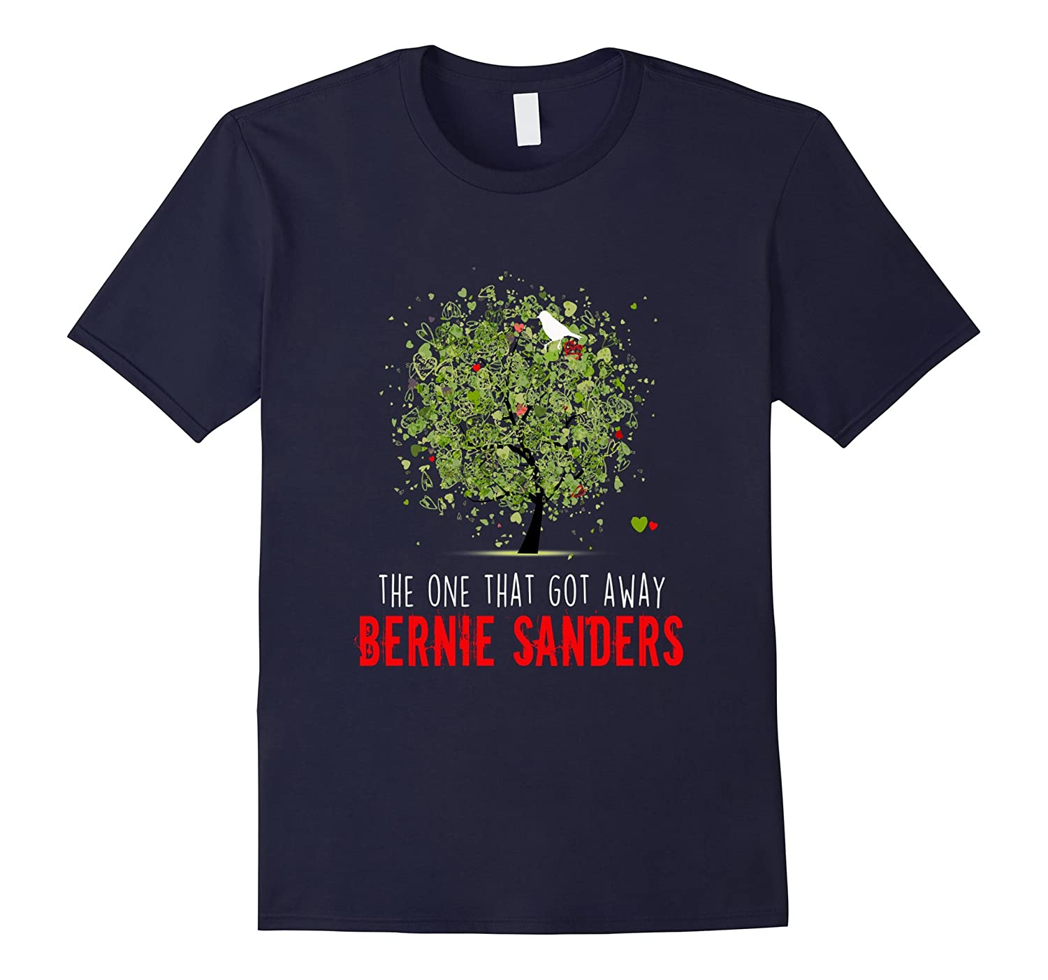 The one that got away Bernie Sanders 2016 vintage t-shirt-RT