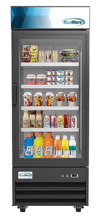 Top 10 Refrigerator Restaurant 1 Door Glass