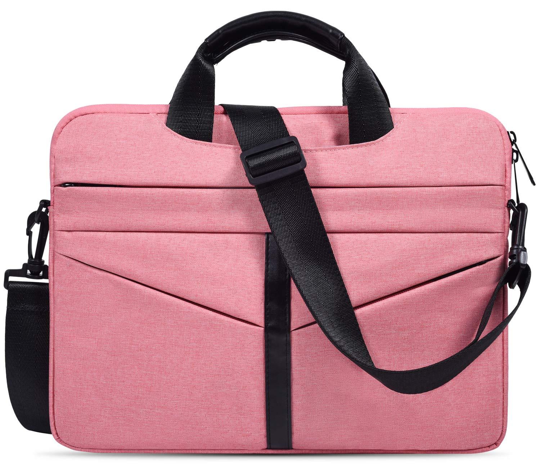 99e8e0facacc imComor 15.6 Inch Laptop Sleeve Shoulder Bag Waterproof Briefcase Handbag  Case Cover for Acer Aspire/Predator, Toshiba, Dell Inspiron, ASUS P-Series,  ...