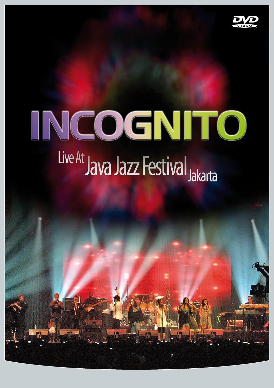 Incognito - Live Java Jazz Festival