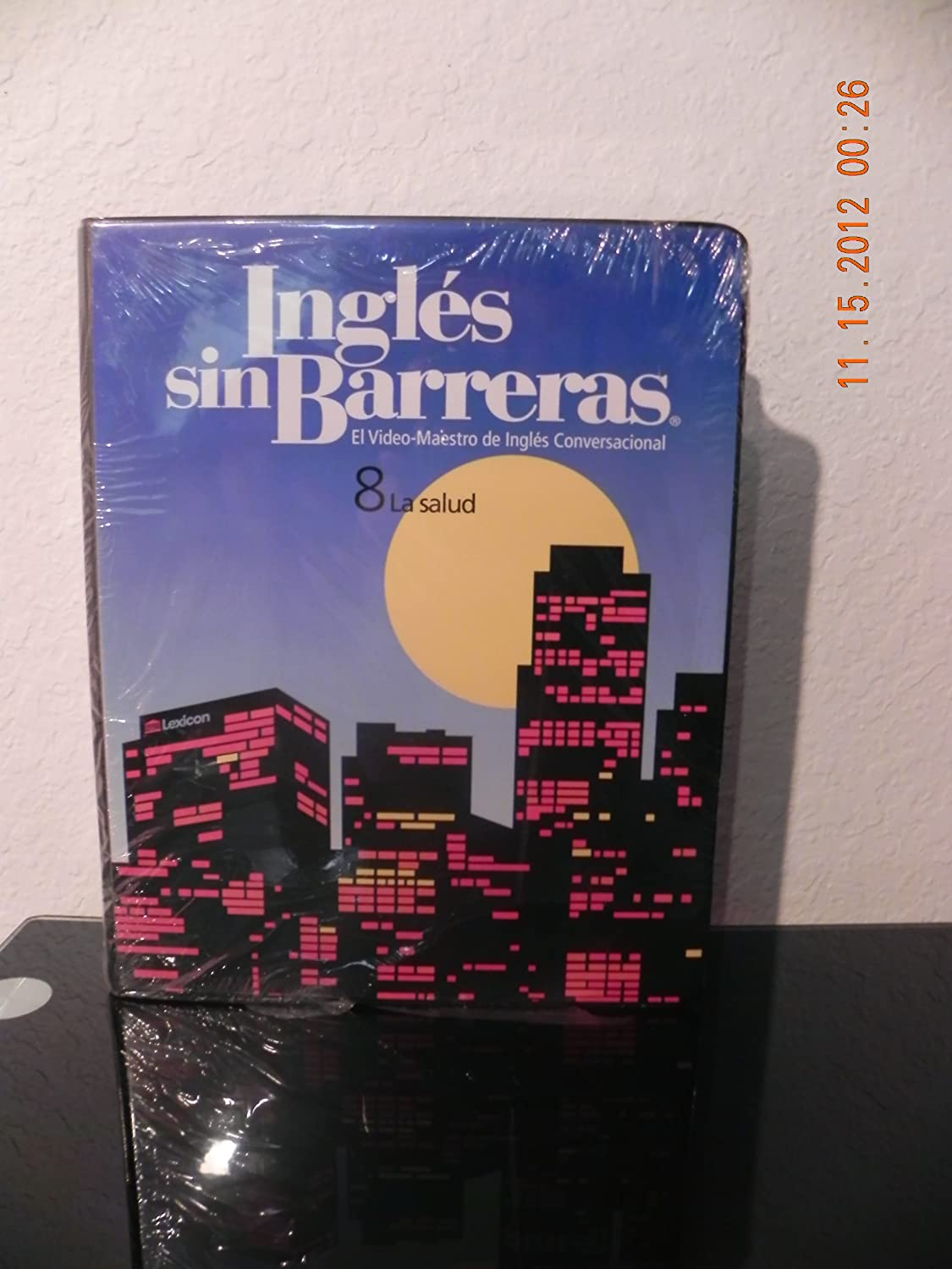 Amazon.com: Ingles Sin Barreras (Complete Set of 12-- Manuals, DVDs, CDs, Book): Health & Personal Care