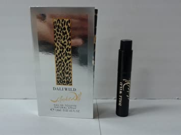 Dali Wild By: Salvador Dali 0.05 oz EDT, Womens Sample-VialsLot ...