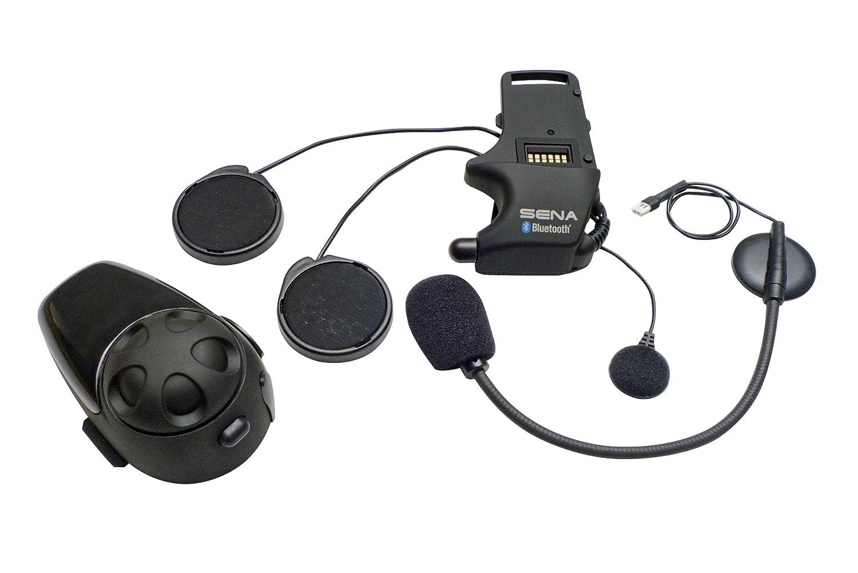 Amazon.com: Sena SMH10-D-01SM Snowmobile Bluetooth Headset ...