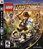 LEGO Indiana Jones 2: The Adventure Continues (輸入版) - PS3