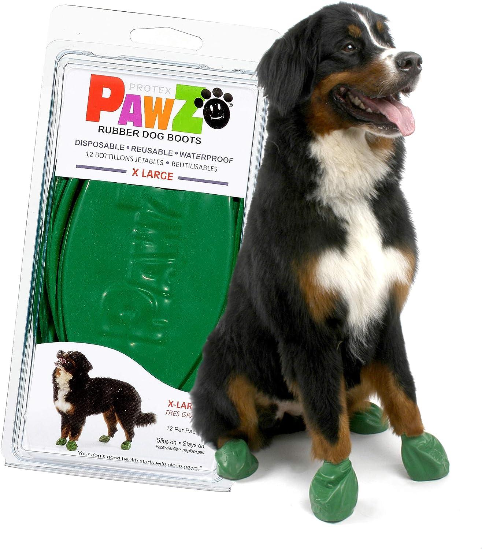 Amazon.com : Pawz Dog Boots X-Large