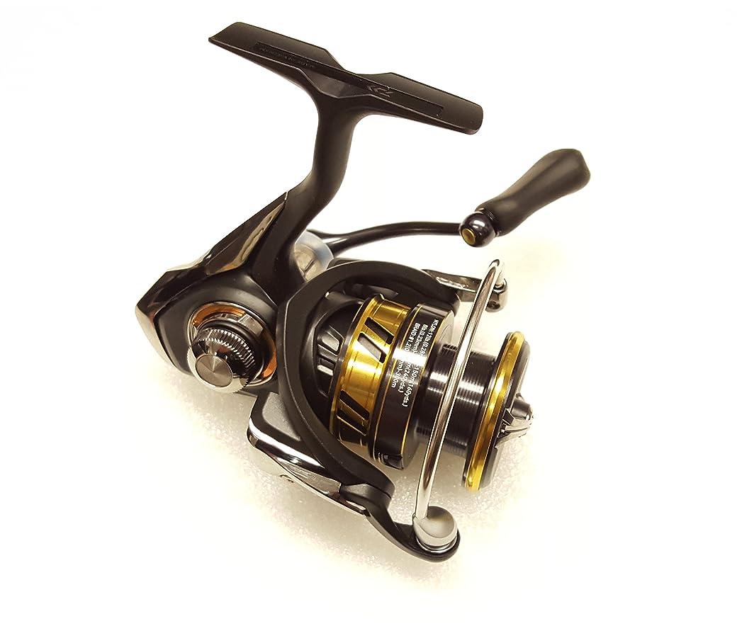Daiwa LGLT2500D-XH - Carrete de Pesca Spinning a la Izquierda/Derecha