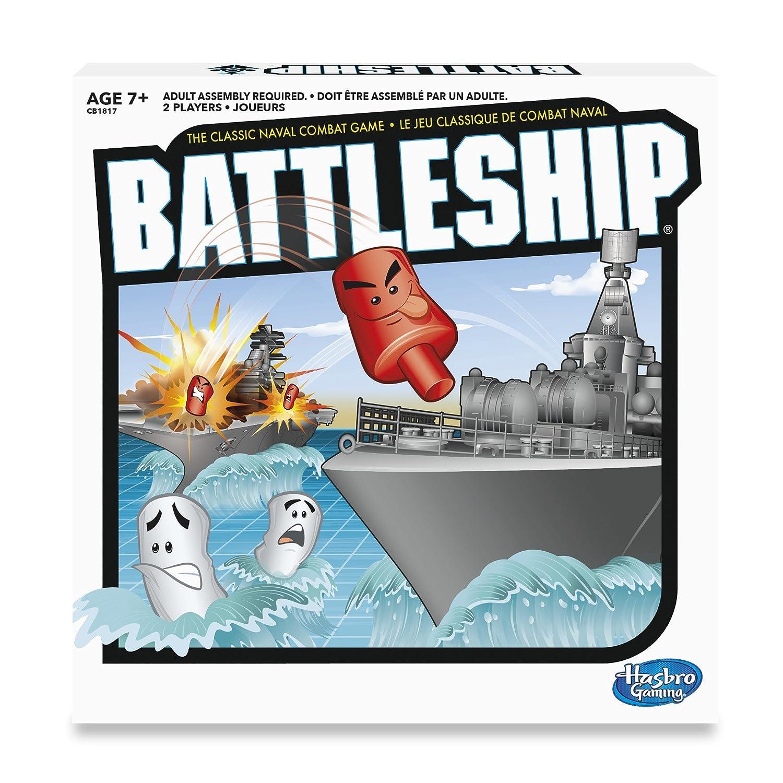 Hasbro Gaming Battleship Game HAT3A B1817092