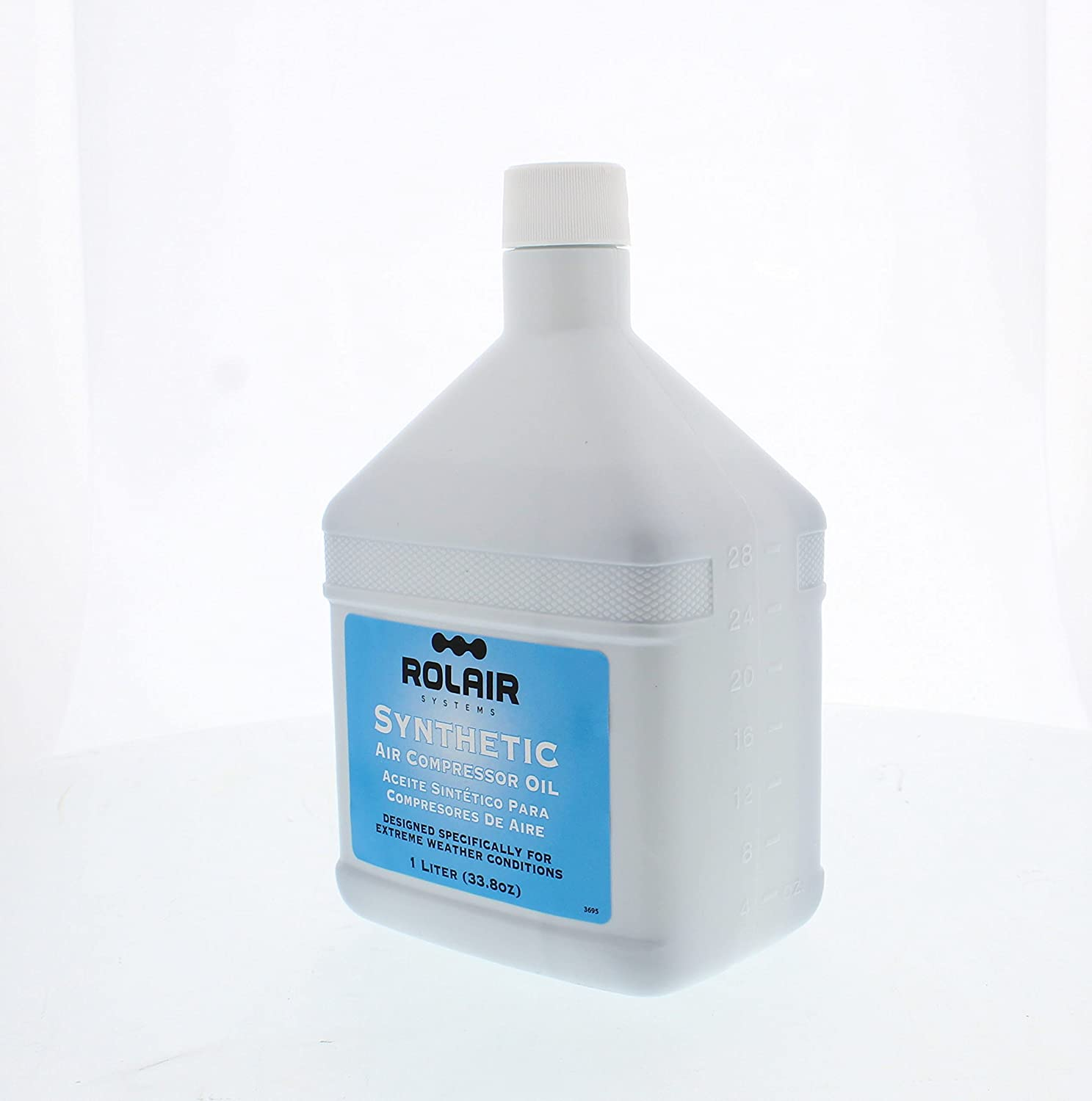 Rolair oilsyn34 Synthetic Compressor Oil All Temp 1 Qt - Tools Products - Amazon.com