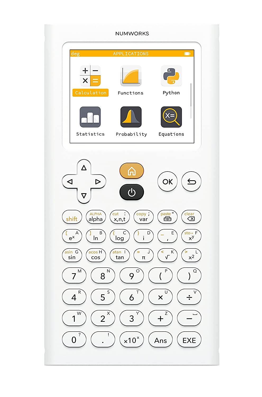 NumWorks - Calcolatrice grafica N0100