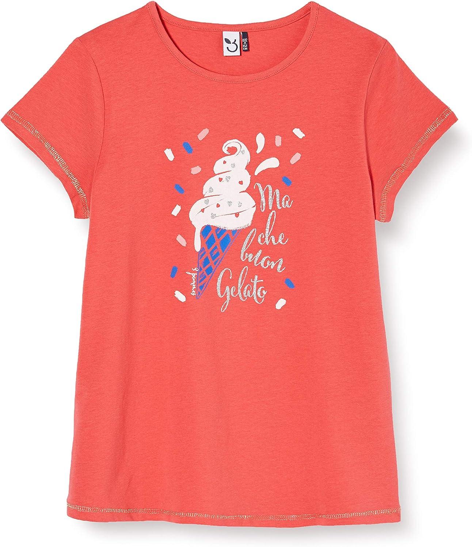 3 Pommes Camiseta para Ni/ñas
