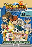 Inazuma Eleven - Inast04 - Cartes À Collectionner - Starter - Champions Galactiques