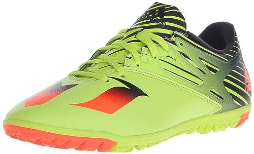 newest 3701c 43470 Adidas Performance Messi 15.3 - Zapatillas de fútbol para Hombre,  Rojo Negro (Semi