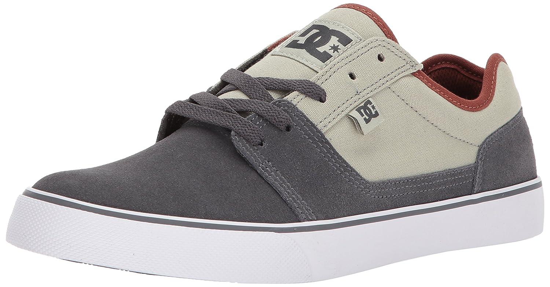 DC Men's Tonik Skate Shoe 8 D D US|Grey Ash