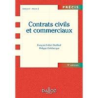 Contrats civils et commerciaux - 9e éd.: Précis