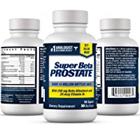 Super Beta Prostate Supplement for Men - Urinary Health & Prostate Support w/Beta...