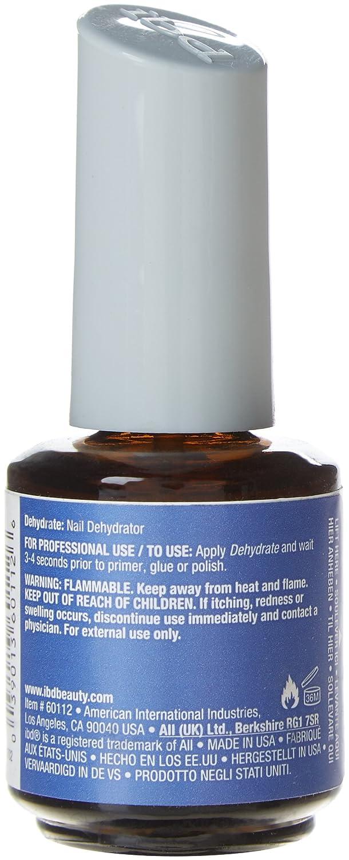 Amazon.com : IBD Dehydrate, 0.5 Ounce : Nail Polish Removers : Beauty