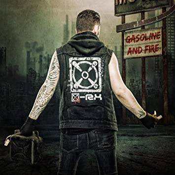 X Rx Gasoline And Fire Amazoncom Music
