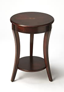BUTLER HOLDEN PLANTATION CHERRY ACCENT TABLE
