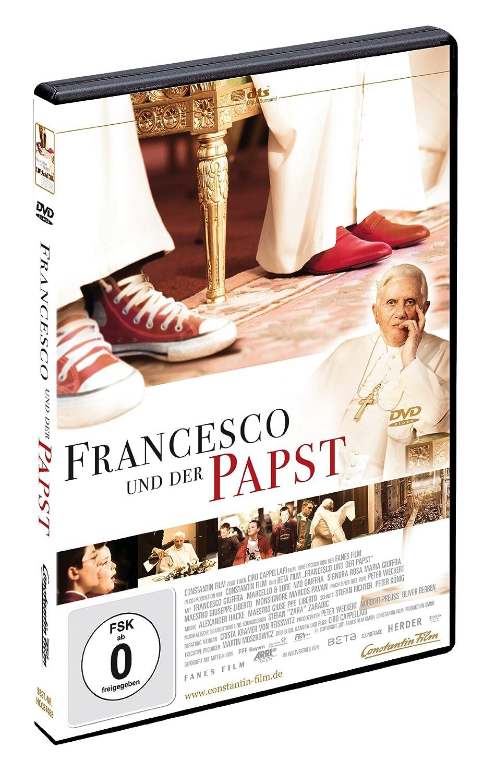 Francesco Und Der Papst Amazon De Papst Benedikt Xvi