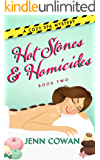 Hot Stones & Homicides (A Cozy Spa Mystery Book 2)