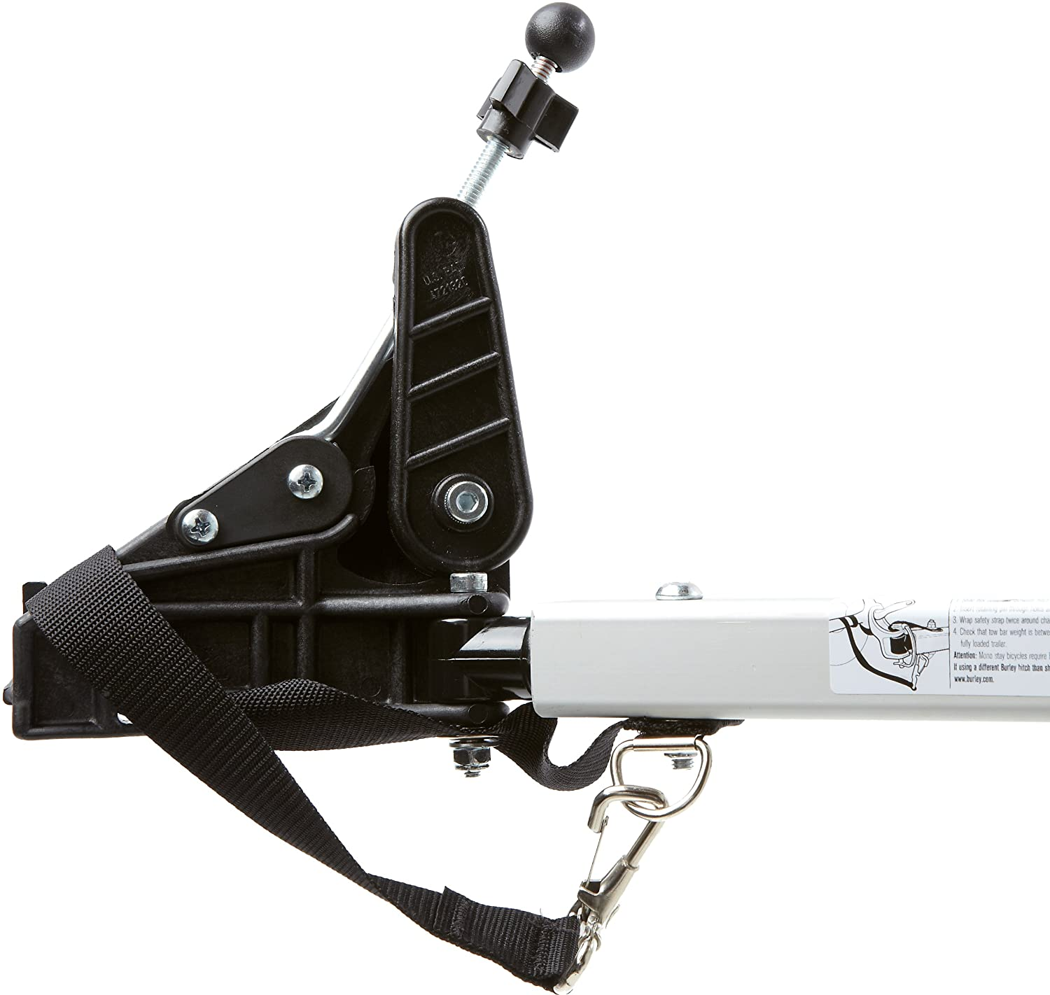 Burley Design Bicycle Trailer Classic Hitch