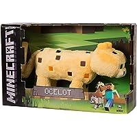 "JINX Minecraft 14"" Ocelot Plush,Yellow"