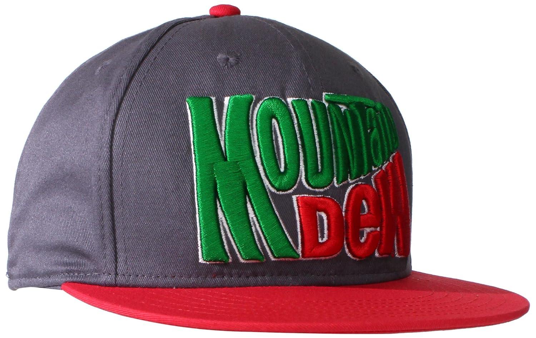 474ee4bbc12a7 Amazon.com  Mountain Dew Men s Retro Wordmark Hat
