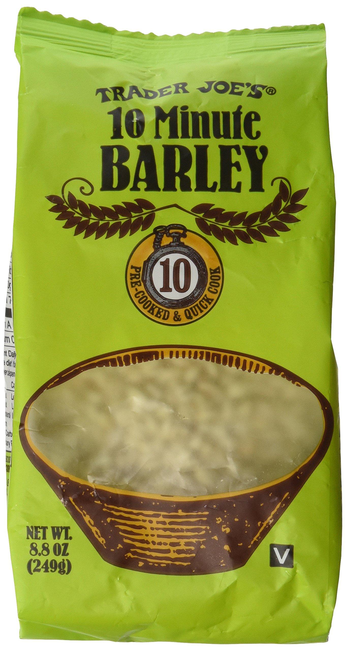 Trader Joe's 10 Minute Barley (Pack of 2) by Trader Joe's (Image #1)
