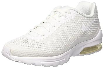 on sale 4492b 8bdbe Nike Air Max Invigor Se, Chaussures de Tennis Homme, Blanc Cassé White, 39