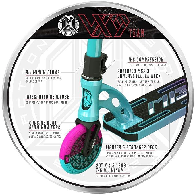 Madd Gear MGP Action Sports VX9 Team (Hydrazine): Amazon.es ...