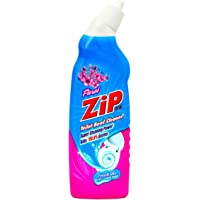 Zip Toilet Bowl Cleanser, Floral, 500ml