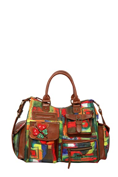 2014 41x5243 Frühlingsommer Handtasche Desigual 7 Bols Ig6fYvb7y