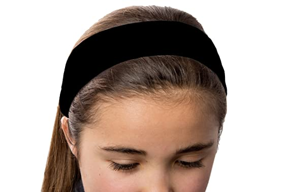 1 DOZEN 2 Inch Wide Cotton Stretch Headbands OFFICIAL FUNNY GIRL DESIGNS  HEADBANDS (Official Funny 7873a292c5a